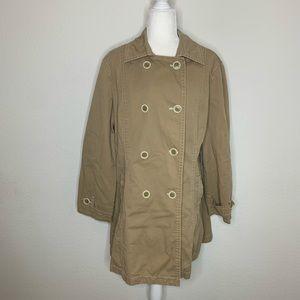 New York & Company Long Pea Coat